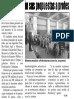 24-06-18 Presenta Adrián sus propuestas a profes