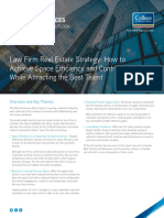 Colliers International's Law Firm Services Group