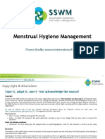 RADKE 2013 Menstrual Hygiene Management_130826-1