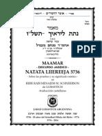 Maamar Natata Liereeja 5736