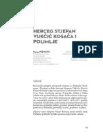 Herceg Stjepan Vukčić Kosača i Polimlje