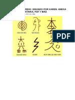 Los Símbolos Reiki Enviado Por