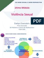 Curso Saude Sexual e Reprodutiva Modulo 7 Violencia Sexual