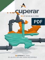 Presentación de la Propuesta de Agua    Recuperar el Agua de Jalisco con una visión sustentable