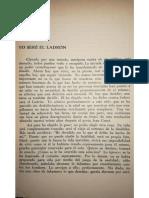 Jean Paul Sartre - San Genet - Yo Seré Ladrón y He Decidido Ser Lo Que El Delito