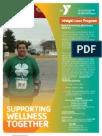 Weight Loss Prog. Summer 2018