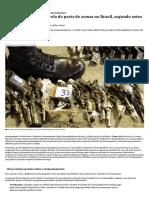 Seminario - Como Deve Ser o Controle Do Porte de Armas No Brasil, Segundo Estes 2 Especialistas - Nexo Jornal