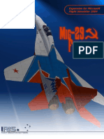 IRIS Mig-29 Fulcrum Flight Manual