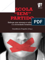 FRIGOTTO, Gaudêncio (Org.). Escola 'sem' partido.pdf