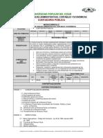 Micro Curriculo Revisoria Fiscal 2016