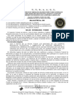 BALAUSTRE 399 DEL SUPREMO CONSEJO DE MÉXICO, PUENTE DE ALVARADO NUMERO 90