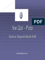 Vw Gol AVB