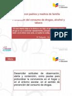 4. Presentación Taller Padres_Prevención Drogas