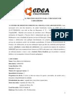 Edital 03 - 2018 - Curso de Cabeleireiro