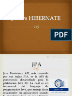 Jpa vs Hibernate