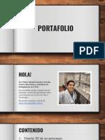 Portafolio - Arte & Tecnología