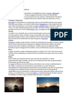 Fenomenos Atmopsfericos y Oseanicos