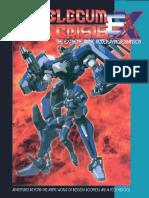 Bubblegum Crisis - EX, Extreme Anime RPG Expansion