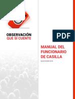 02 Funcionario de Casilla