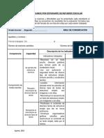 INFORME DE AVANCE agosto 2015 (3) 2° grado (2).docx