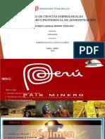 Regimen Laboral Minero