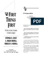 15-COVEY-First Things First.pdf
