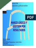 Marco Lógico -CEPAL-