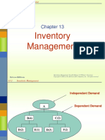 47718218 Chap 13 Inventory Management