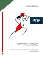 El Tango en La Academia