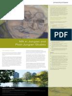 MA Jungian Studies