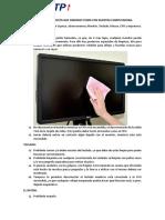 LOS CUIDADOS BÁSICOS QUE DEBEMOS TENER CON NUESTRA COMPUTADORA.docx
