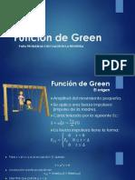 Función de Green.pptx