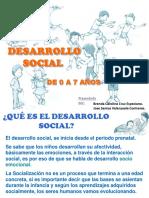 Desarrollo Social Infantil