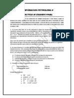 Practica Perfo II i 2018