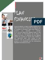 Cartilla Plan Financiero-matriz Dofa