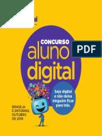 Concurso Aluno Digital