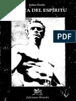 La raza del espiritu - J Evola.pdf