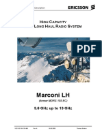 Marconi LH MDRS 155 EC - System Description 19.06.2006