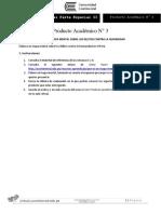 Producto académico N° 3 2018