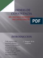 REGLAS CONVIVENCIA