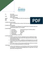 Case Analysis-ARBa IR Room 502, Opened Door