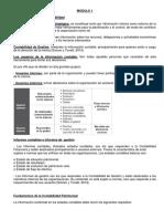 Resumen Modulo 1 y 2 Contabilidad