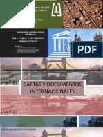 Cartas Internacionales