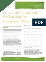 MET Project_2010_Danielson´s Framework for Teaching Classroom Observarions.pdf