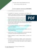 Acuerdos y Compromisos de Los Empleados y Funcionarios de PSICOMEDIC