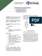 Informe 3 laboratorio de electronica de potencia