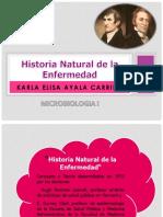 Esquema Historia Natural de La Enfermedad