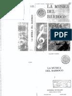 La Música Del Barroco (Palisca) p. 1-79