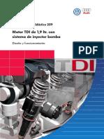 InyectorBomba -TDI 209