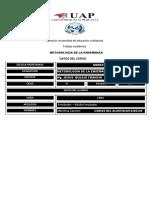 TRABAJO ACADEMICO METODOLOGIA DE LA ENSEÑANZA -- NOVENO CICLO-MOD. II 2017 - copia (2).docx